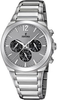 fashion наручные  мужские часы Festina 16817.3. Коллекция Boyfriend Collection
