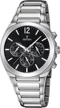 fashion наручные  мужские часы Festina 16817.4. Коллекция Boyfriend Collection