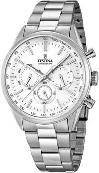 fashion наручные  мужские часы Festina 16820.1. Коллекция Chronograph