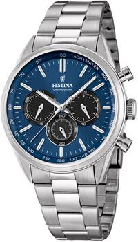 fashion наручные  мужские часы Festina 16820.3. Коллекция Chronograph