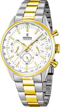 fashion наручные  мужские часы Festina 16821.1. Коллекция Chronograph