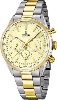 fashion наручные  мужские часы Festina 16821.2. Коллекция Chronograph