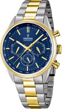 fashion наручные  мужские часы Festina 16821.3. Коллекция Chronograph
