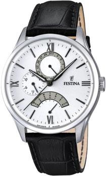 fashion наручные  мужские часы Festina 16823.1. Коллекция Retrograde