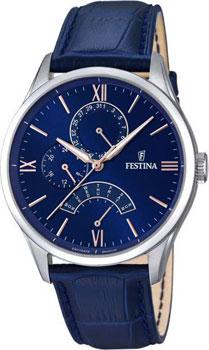 fashion наручные  мужские часы Festina 16823.3. Коллекция Retrograde
