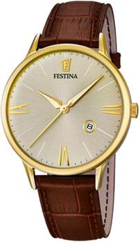 fashion наручные  мужские часы Festina 16825.2. Коллекция Classic
