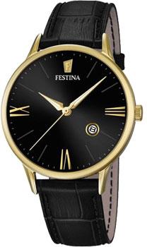 fashion наручные  мужские часы Festina 16825.4. Коллекция Classic
