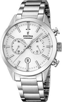 fashion наручные  мужские часы Festina 16826.1. Коллекция Chronograph