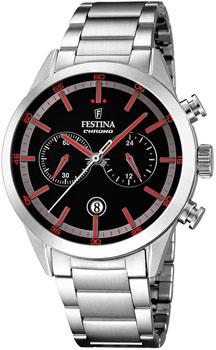 fashion наручные  мужские часы Festina 16826.6. Коллекция Chronograph