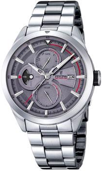 fashion наручные  мужские часы Festina 16828.3. Коллекция Multifunction
