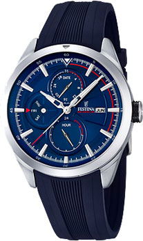 fashion наручные  мужские часы Festina 16829.2. Коллекция Sport