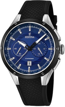 fashion наручные  мужские часы Festina 16830.1. Коллекция Chronograph