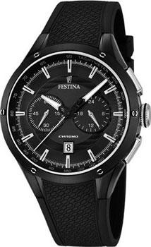 fashion наручные  мужские часы Festina 16832.1. Коллекция Chronograph
