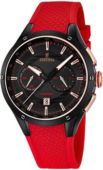 fashion наручные  мужские часы Festina 16833.1. Коллекция Chronograph