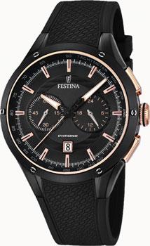 fashion наручные  мужские часы Festina 16833.2. Коллекция Chronograph