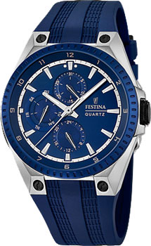 fashion наручные  мужские часы Festina 16834.2. Коллекция Sport