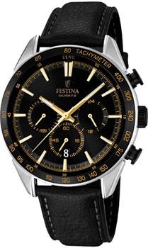 fashion наручные  мужские часы Festina 16844.4. Коллекция Chronograph