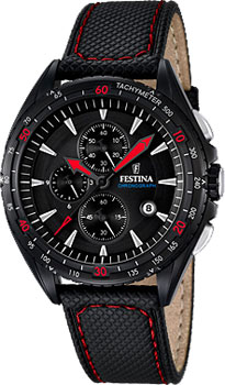 fashion наручные  мужские часы Festina 16847.4. Коллекция Sport