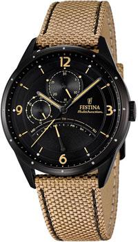 fashion наручные  мужские часы Festina 16849.1. Коллекция Retrograde