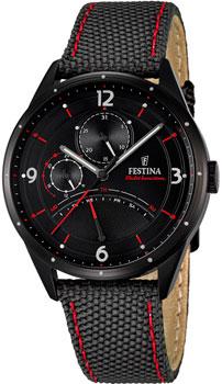fashion наручные  мужские часы Festina 16849.2. Коллекция Retrograde
