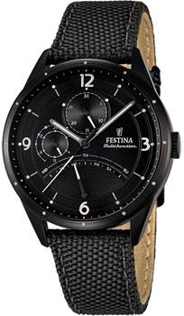 fashion наручные  мужские часы Festina 16849.3. Коллекция Retrograde
