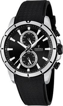 fashion наручные  мужские часы Festina 16850.2. Коллекция Sport