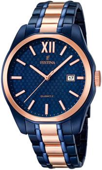 fashion наручные  мужские часы Festina 16854.1. Коллекция Boyfriend Collection
