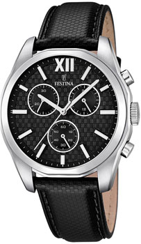 fashion наручные  мужские часы Festina 16860.1. Коллекция Chronograph