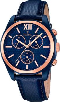 fashion наручные  мужские часы Festina 16862.1. Коллекция Chronograph
