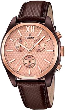 fashion наручные  мужские часы Festina 16863.1. Коллекция Chronograph