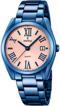fashion наручные  женские часы Festina 16864.1. Коллекция Trend