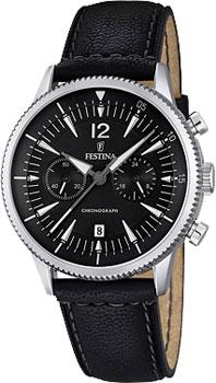 fashion наручные  мужские часы Festina 16870.4. Коллекция Classic