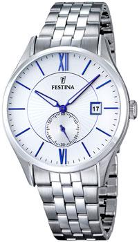 fashion наручные  мужские часы Festina 16871.1. Коллекция Classic