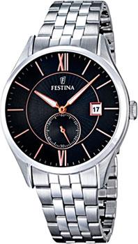fashion наручные  мужские часы Festina 16871.4. Коллекция Classic
