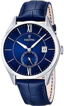 fashion наручные  мужские часы Festina 16872.3. Коллекция Classic