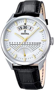 fashion наручные  мужские часы Festina 16873.2. Коллекция Retrograde