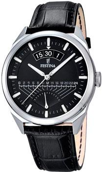 fashion наручные  мужские часы Festina 16873.4. Коллекция Retrograde