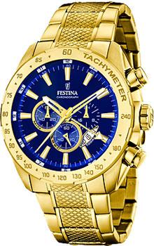 fashion наручные  мужские часы Festina 16878.3. Коллекция Sport
