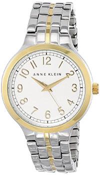 fashion наручные  женские часы Anne Klein 1687SVTT. Коллекция Daily