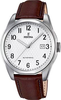 fashion наручные  мужские часы Festina 16885.1. Коллекция Automatic