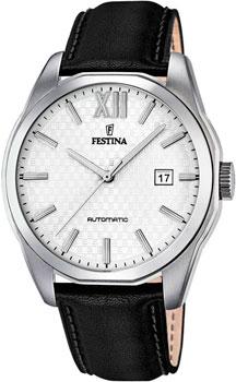 fashion наручные  мужские часы Festina 16885.2. Коллекция Automatic