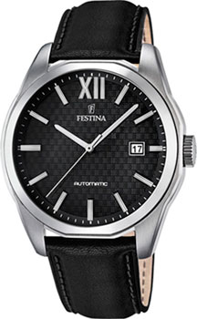 fashion наручные  мужские часы Festina 16885.4. Коллекция Automatic