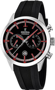 fashion наручные  мужские часы Festina 16890.4. Коллекция Chronograph