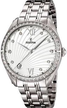 fashion наручные  женские часы Festina 16894.1. Коллекция Mademoiselle
