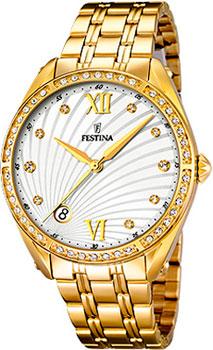 fashion наручные  женские часы Festina 16895.1. Коллекция Mademoiselle