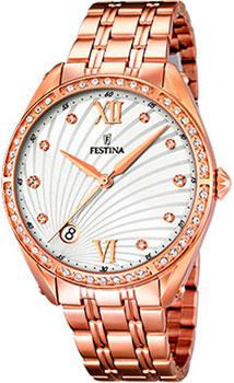 fashion наручные  женские часы Festina 16896.1. Коллекция Mademoiselle