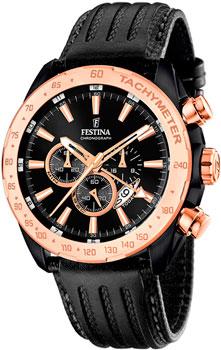 fashion наручные  мужские часы Festina 16899.1. Коллекция Chronograph