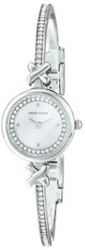 fashion наручные  женские часы Anne Klein 1689MPSV. Коллекция Crystal