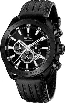 fashion наручные  мужские часы Festina 16901.1. Коллекция Chronograph