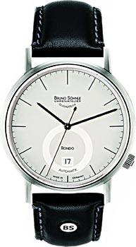 Наручные  мужские часы Bruno Sohnle 17-12098-241. Коллекция Rondo